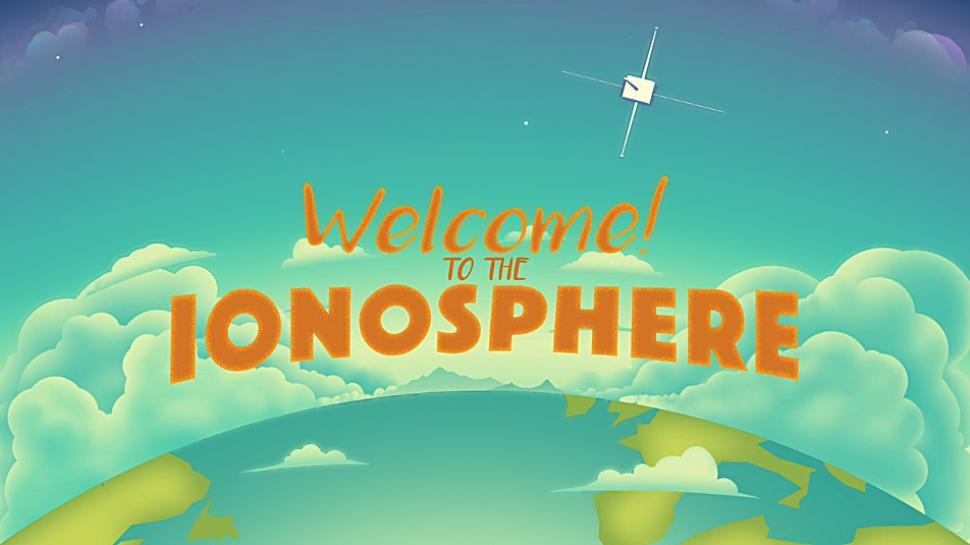Poďte s NASA do ionosféry !