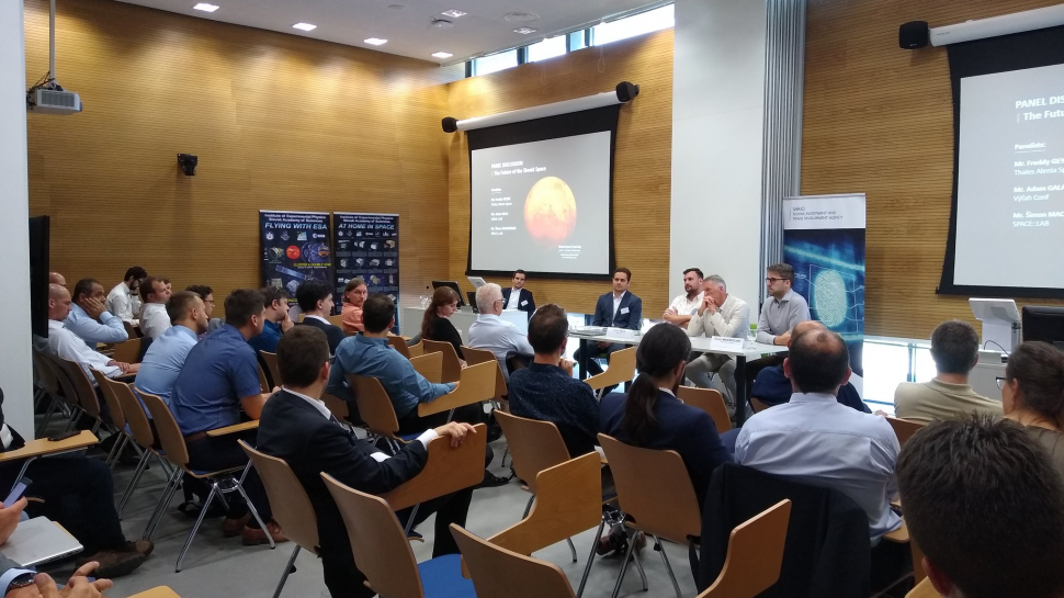 Slovak Space Tech Day