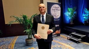 Ján Baláž členom Medzinárodnej astronautickej akadémie