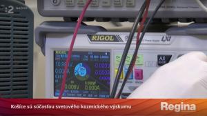 Košice sú súčasťou svetového kozmického výskumu