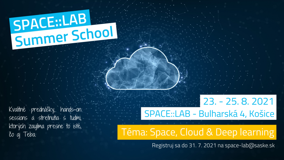 SPACE::LAB summer school 2021