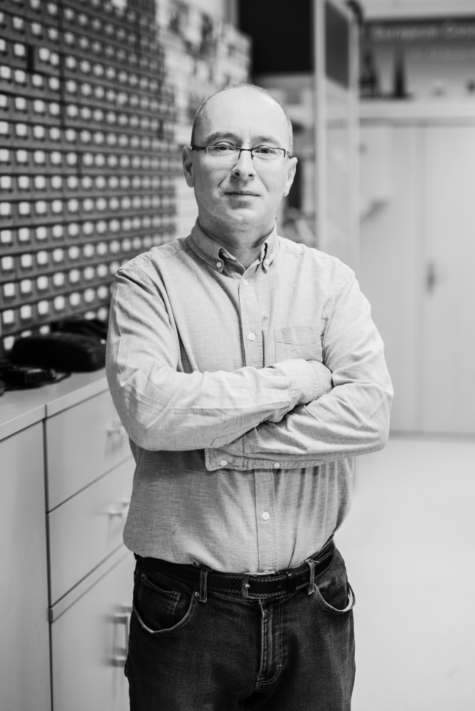Ing. Igor Strhárský
